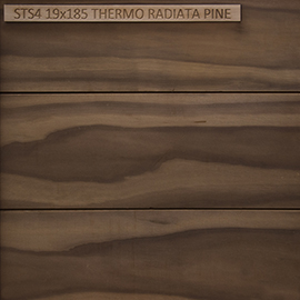 STS4 Thermo Radiata Pine