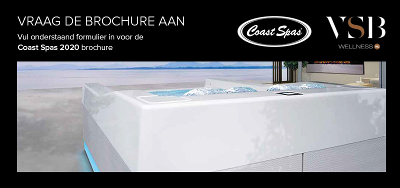 Brochure Coast Spa
