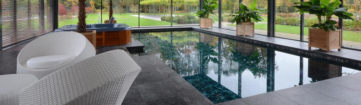 Binnenzwembad bouwen