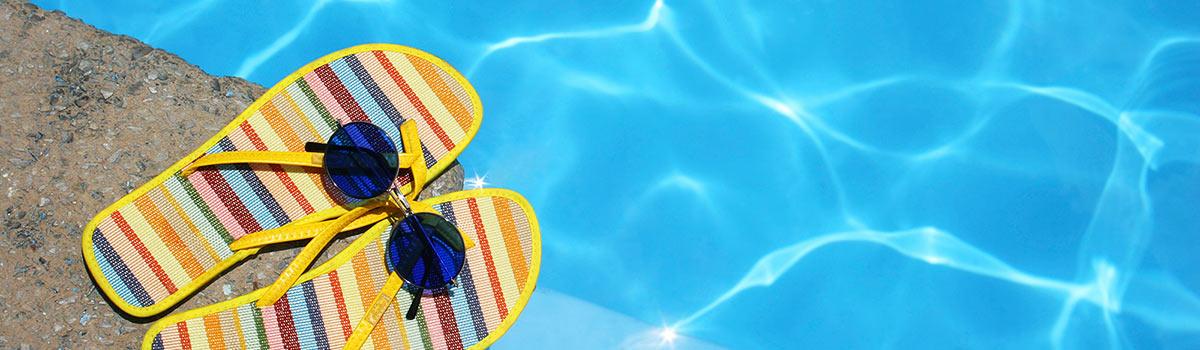 Verwarming zwembad