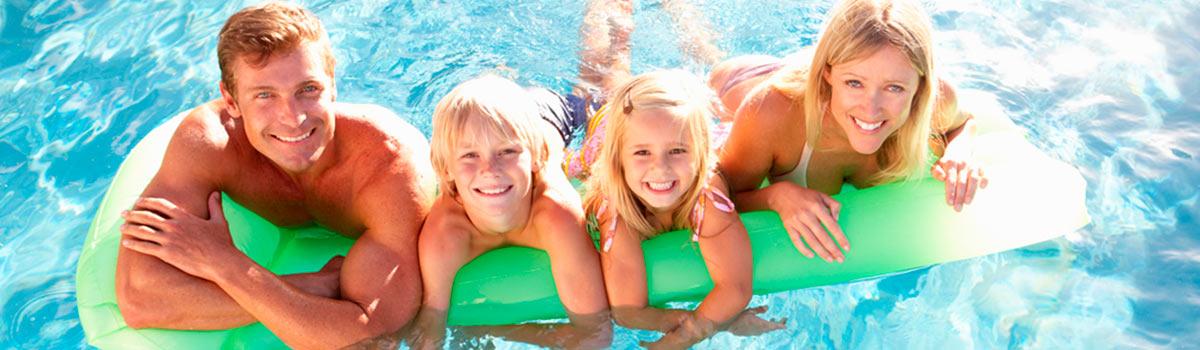Veiligheid buitenzwembad