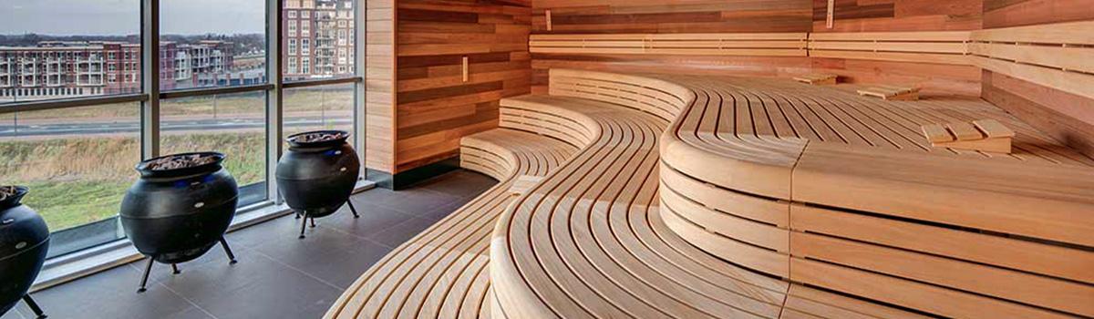 Werking en gebruik sauna