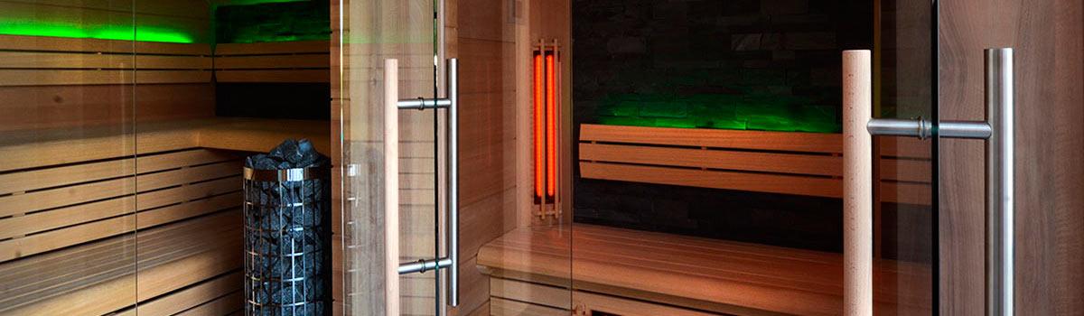 Prijzen van sauna's